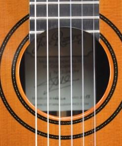 Ramirez Sencillo Cedar Konzertgitarre 4