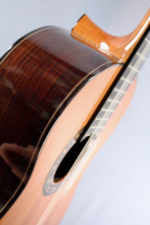 Ramirez Estudio 3 Cedar Klassik Gitarre 2