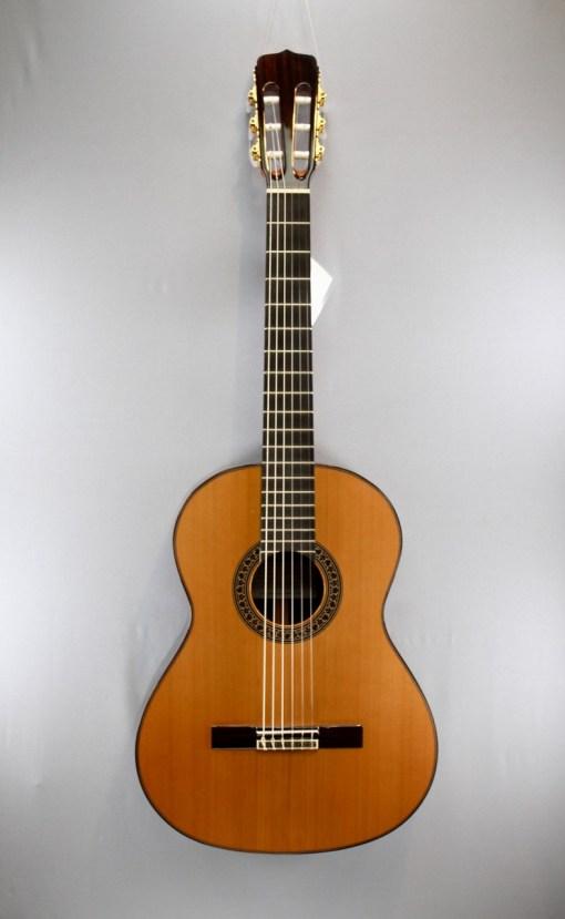 Ramirez Estudio 2 Cedar Klassik Gitarre 6