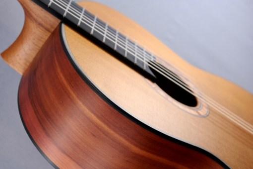 Hanika Basisklasse Pflaume CF Konzertgitarre 2