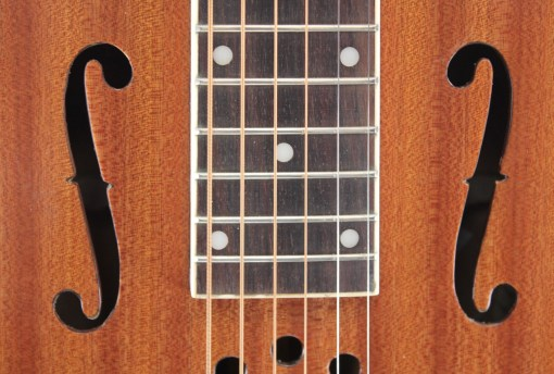 Paramount Little Wing Mahogany 3