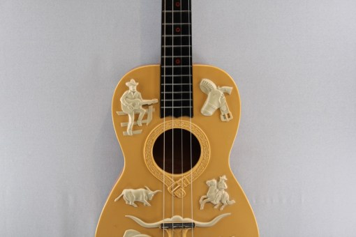 Emenee Gene Autry Cowboy Guitar