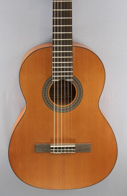 Salvador Cortes CC-244 Konzertgitarre 2