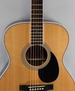 Martin OM-35E Western-Gitarre 7