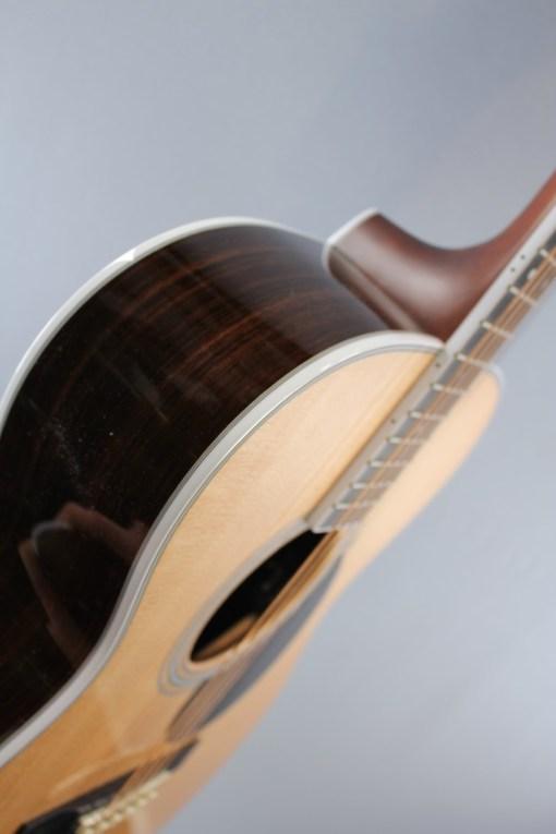 Martin OM-35E Western-Gitarre 4