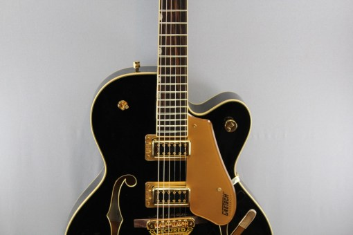 Gretsch G5420TG Limited Edition Electromatic Hollow Body Bigsby Black