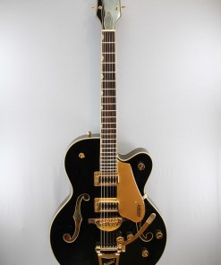 Gretsch G5420TG Limited Edition Electromatic Hollow Body Bigsby Black 3