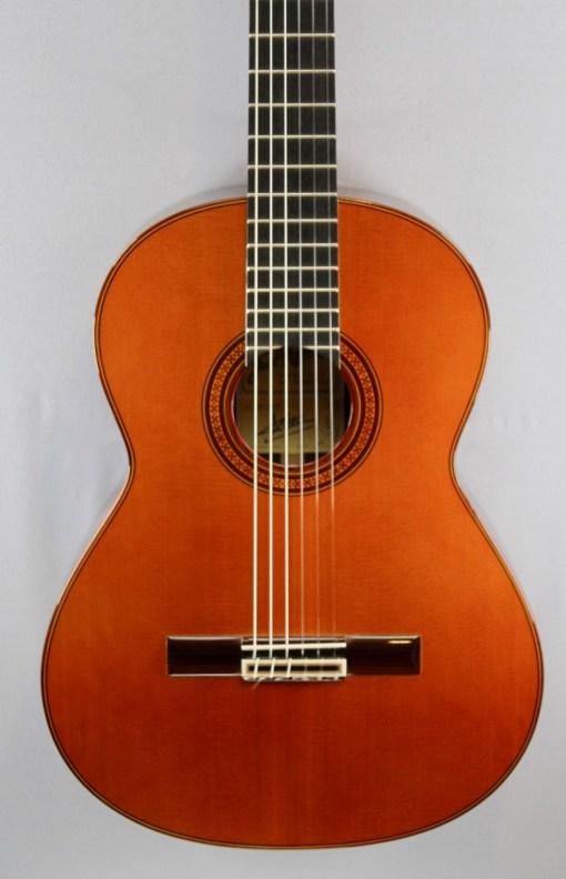 José Ramirez 1a Traditional Fichte Konzertgitarre 8