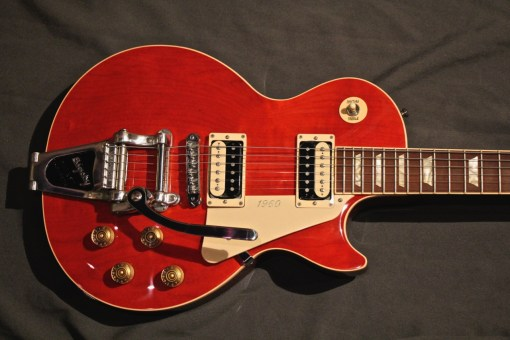 Gibson Les Paul Classic Wine Red 6