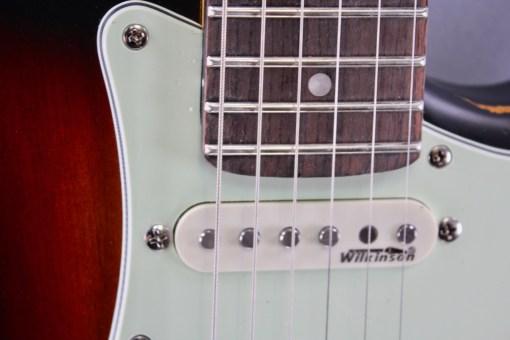 Vintage Icon Serie V6MRSSB E-Gitarre 3