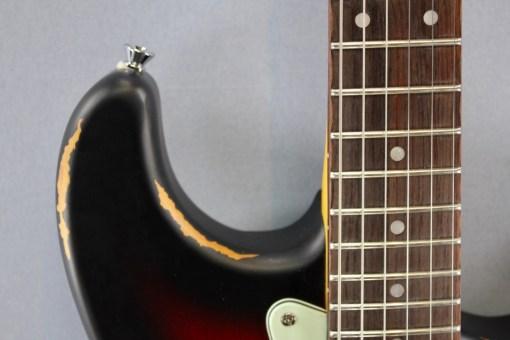 Vintage Icon Serie V6MRSSB E-Gitarre 2