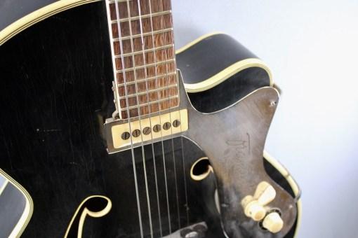 Framus Jazzgitarre gebraucht 4