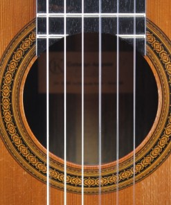 Corbellari Konzertgitarre 5