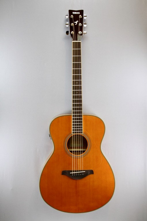Yamaha FS-TA Vintage Tint Western-Gitarre 4