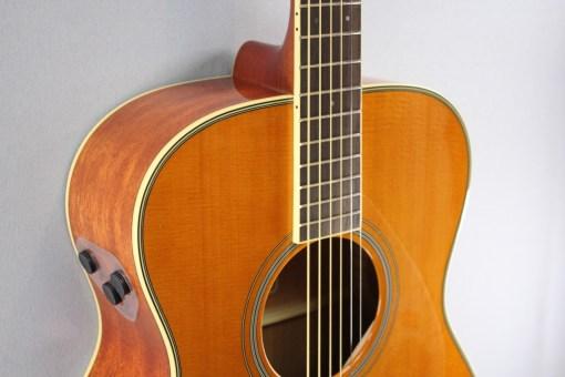 Yamaha FS-TA Vintage Tint Western-Gitarre 3
