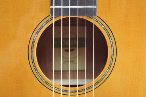 Yamaha CSF 3M Vintage Tint Folkgitarre 4