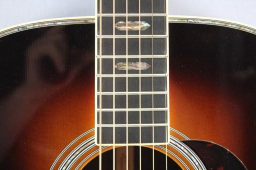 Martin D-41 Sunburst Western Gitarre 7