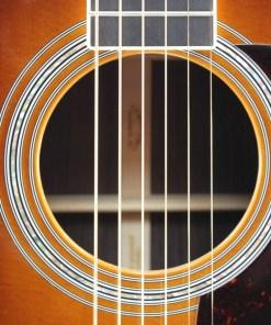 Martin D-41 Sunburst Western Gitarre 6