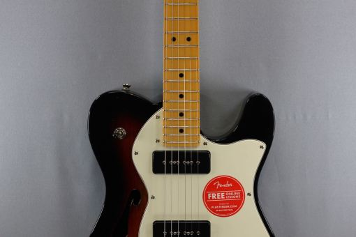 Fender Modern Player Tele Thinline Deluxe MN 3TS