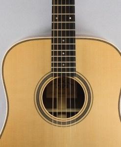 BSG Model D 27 F Westerngitarre