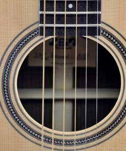 BSG Model D 27 F Westerngitarre 3