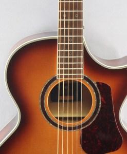 Stanford S30 SFM ECW AB Western-Gitarre 7