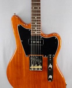 Fender MAHOGANY OFFSET TELECASTER 5