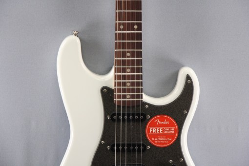 Stratocaster Affinity HSS RW Olympic White