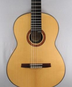 Hanika Red Gum CF Klassik-Gitarre 4