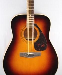 Yamaha F370 TBS Folkgitarre 5