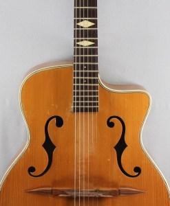 A Di Mauro Django Guitar
