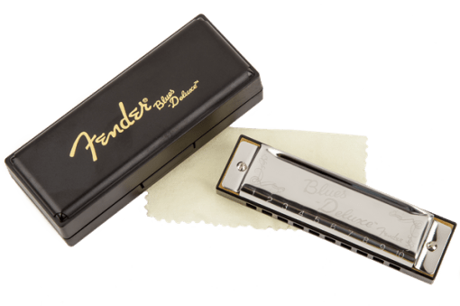 FENDER® BLUES DELUXE HARMONICA E