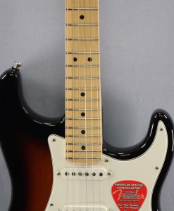 Fender American Special Strat HSS BK
