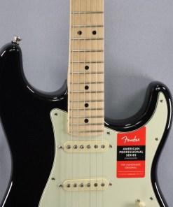 Fender American Professional Series Strat MN BK