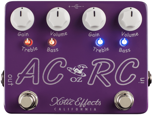 Xotic AC/​RC OZ LTD