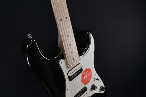 Squier Contemporary Strat HH MN BLK
