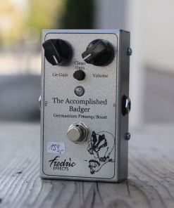 Fredric Effects - Accomplished Badger