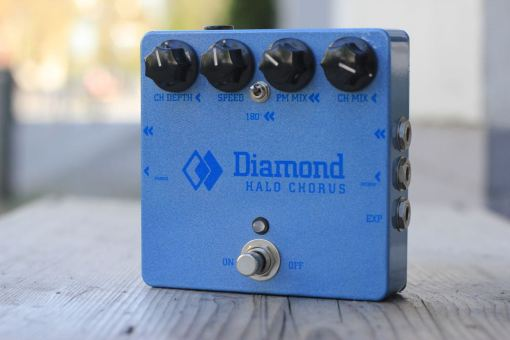 Diamond Halo Chorus