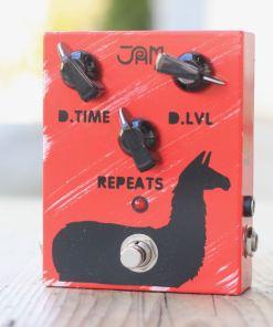 Jam Pedal Delay Llama