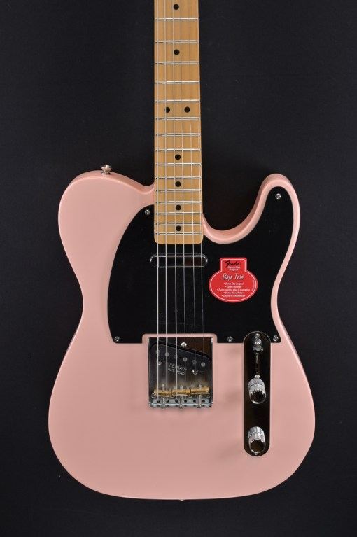 Fender LTD Baja Telecaster Shell Pink