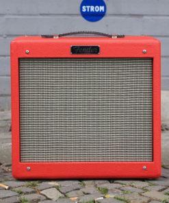 Fender Pro Junior IV FSR Brit Red