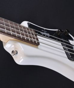 Höfner Shorty Bass white