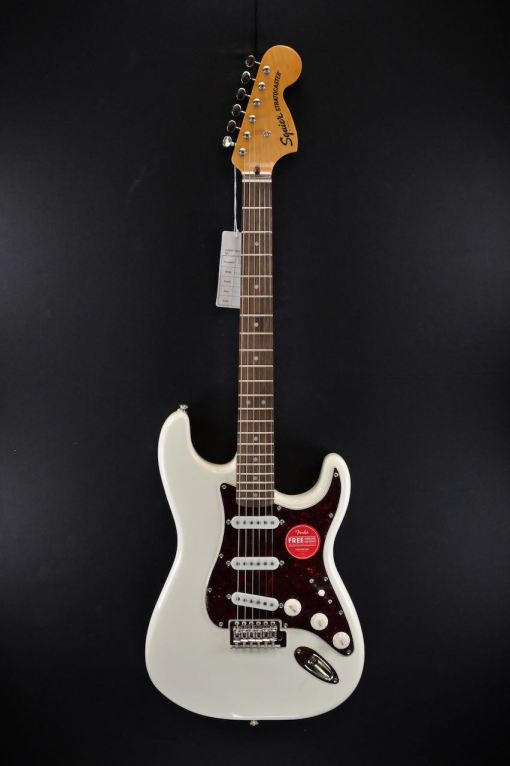 Squier Classic Vibe 70s Strat LRL OWT