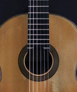 Juan Lopez Aguilarte 1984 Meistergitarre