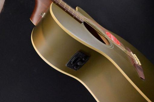 Fender Newporter Player Olive Satin