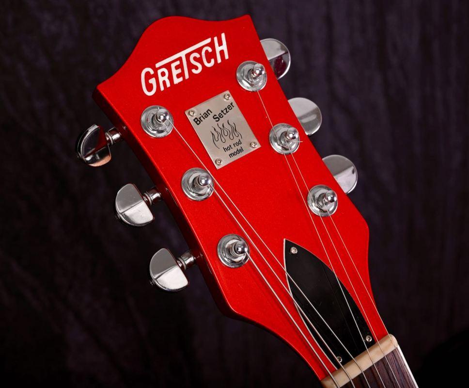 Brian Setzer Guitar