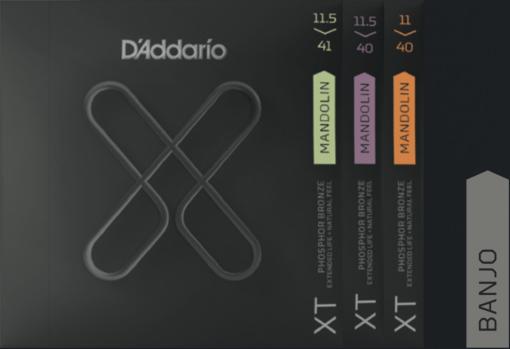 Daddario XT-Serie fuer Mandoline