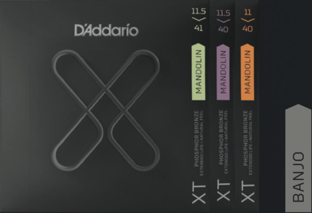 Daddario X-Serie fuer Mandoline