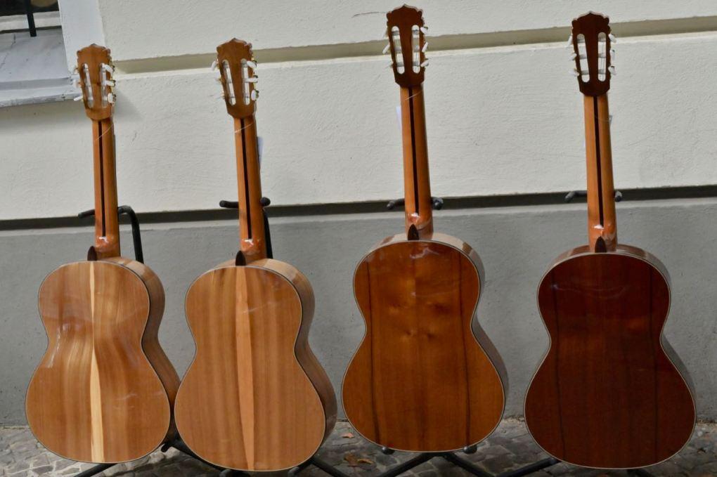 Hanika Projekt Konzertgitarre