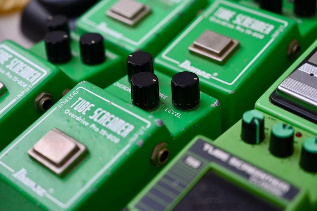 Vintage TS808
